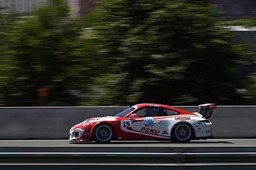 Ricardo Flores cumple su mejor clasificación de la temporada en la Porsche Carrera Cup Deutschland