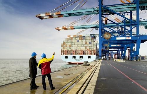 DHL amplía el estándar de la industria Thermonet a los envíos por transporte marítimo