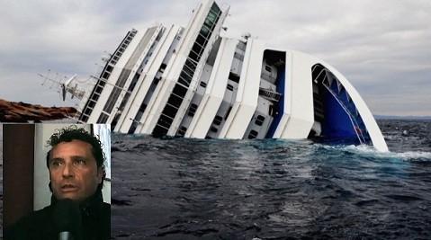 Caso Costa Concordia: ¿Cómo considera la actitud del capitán del crucero en Italia?