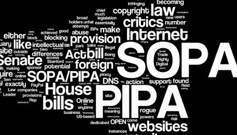 La PIPA se retira mientras la SOPA se enfría