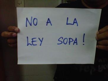 La ley SOPA no pasó: Se ha ganado una batalla, pero no la guerra