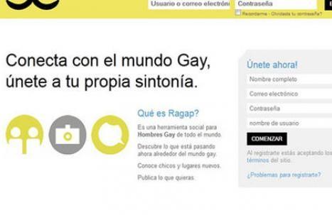 Sitio web para conocer hombres homosexuales