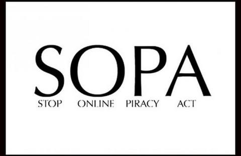Se burlan: cibernautas relacionan ley SOPA con el sexo