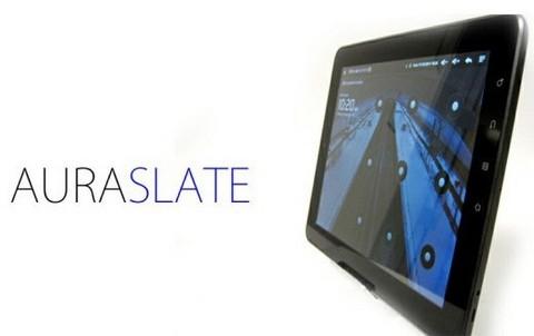 Auraslate presenta tabletas con código abierto