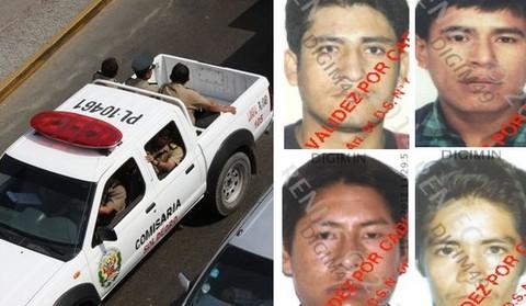 Confirman la recaptura de seis de los internos de Challapalca que escaparon