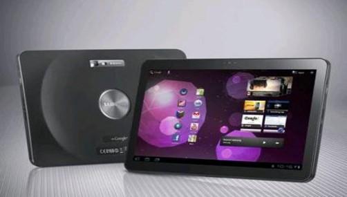 Samsung presenta su renovada Galaxy Tab