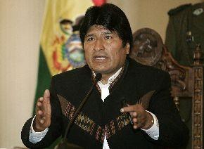 Evo Morales encuentra recuperado a Fidel Castro