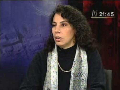 Carolina Trivelli es voceada para ocupar el Ministerio de Inclusión Social