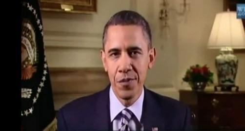Barack Obama: 'Estamos con Libia, ahora somos una sola nación'