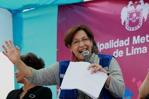 Sólo 18% de aprobación para Susana Villarán