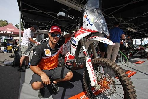 Felipe Ríos compite en la 2da Fecha del Inka Off Road