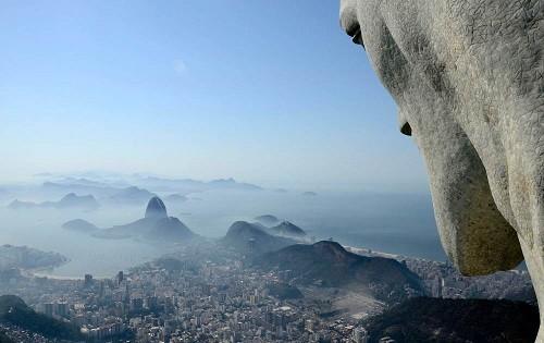 Juegos Olímpicos Río 2016: La antorcha Olímpica por fin llega a Río
