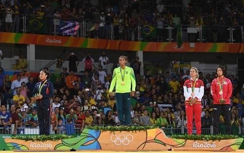 Juegos Olímpicos 2016: Rafaela Silva en judo le da a Brasil su primera medalla de oro