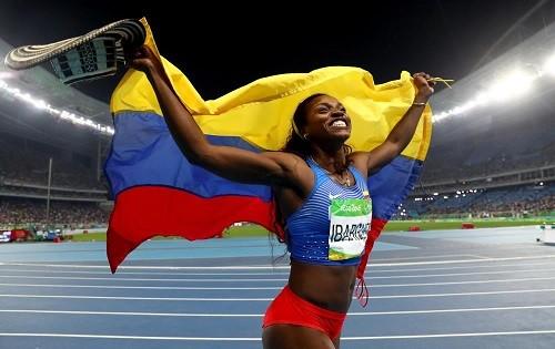Juegos Olímpicos Río 2016: Oro para Colombia cuando Ibarguen gana la prueba de salto triple