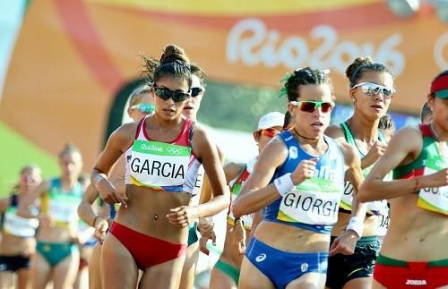 Juegos Olímpicos Río 2016: Kimberly García finalizó en el puesto 14 en marcha atlética 20 kilómetros