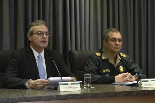 Inicio del proceso de modernización y refundación de la Policía Nacional del Perú