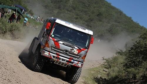 Toyota anuncia concurso que llevará a dos peruanos al Rally Dakar 2017