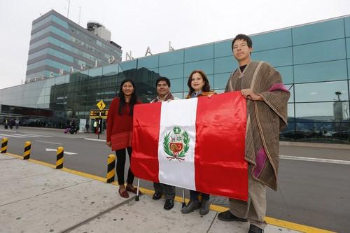"Productores peruanos rumbo a Italia para participar en ""Terra Madre Salone Del Gusto"""