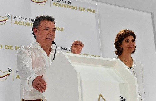 Colombia: Se acerca la hora cero para la firma de la paz