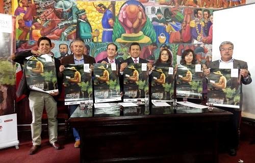 Cajamarca celebra su Primera Feria del Libro – FELICAJ 2016