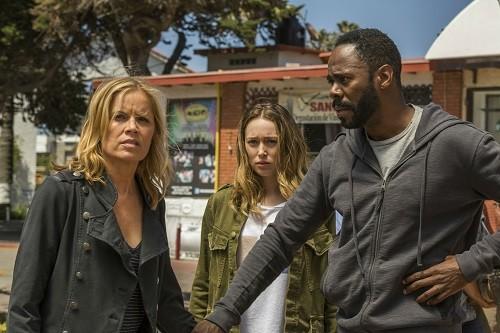 """Fear The Walking Dead"" encara el final de la 2da temporada"