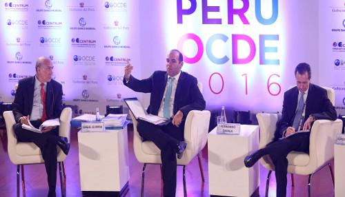 Fernando Zavala: Estamos en el camino correcto para ingresar a la OCDE