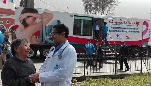 Chequeos Essalud previene el cáncer a miles de asegurados