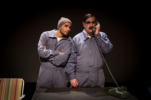 Teatro CCPUCP presenta Almacenados - dirigida por Marco Mühletaler
