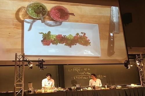 Chef Virgilio Martínez promueve nuestra cocina en el mundo