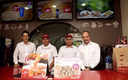 Telepizza cumple cinco años y anuncia nuevos planes de crecimiento en Perú