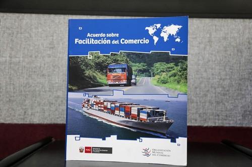 Mincetur presentó la Guía del Acuerdo sobre Facilitación del Comercio