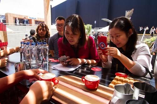 PROMPERÚ: El café y cacao peruano se lucen en APEC