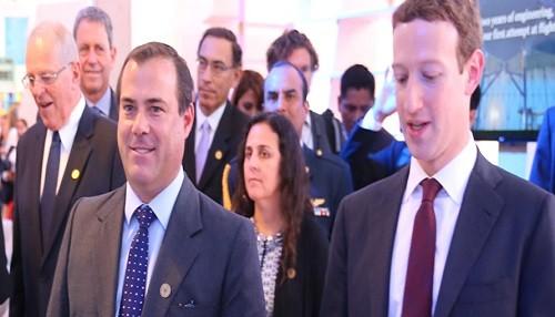 Bruno Giuffra: Alianza PRODUCE - FACEBOOK hará que más peruanos tengan negocios formales y digitales