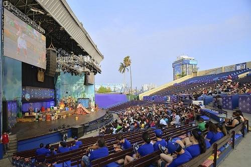 Parque de la Exposición será escenario de tres grandes conciertos musicales