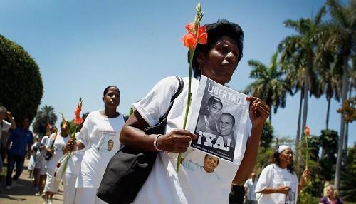 Tras la muerte de Fidel Castro disidentes cubanos cancelan marcha semanal