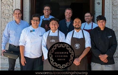 Se lanza por primera vez en la Ciudad Blanca el Arequipa Cooking Show