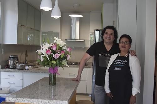 Familia de Pachacamac con el mejor recetario de antaño disfrutará de la cocina soñada