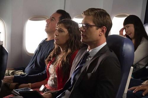 Lifetime Movie presenta: El vuelo antes de Navidad