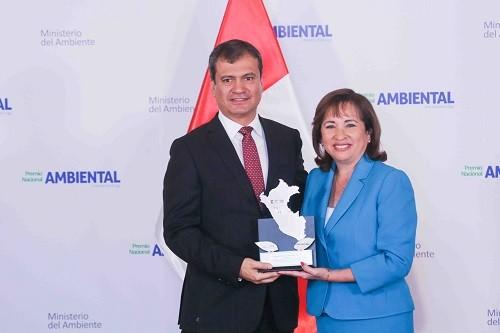 MINAM otorga Premio Nacional Ambiental a Pluspetrol por protección de biodiversidad