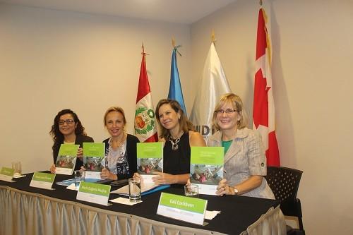 Estudio revela el impacto del entorno social en la crianza de las niñas y los niños en la Amazonía peruana