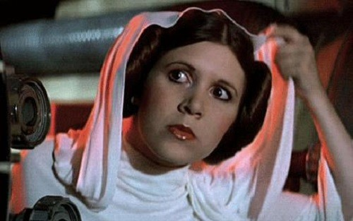 Carrie Fisher actriz de Star Wars muere a los 60 años