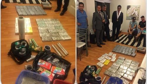 Fiscalía consigue desarticular más de 40 organizaciones criminales durante el 2016