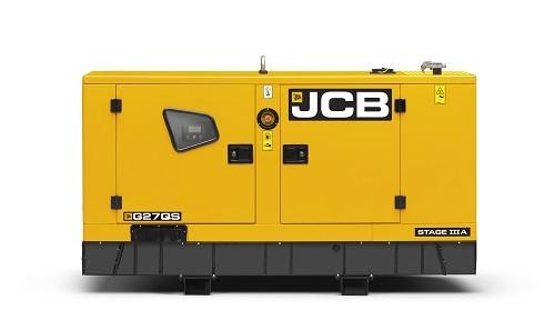 Llegan al Perú modernos generadores de energía JCB