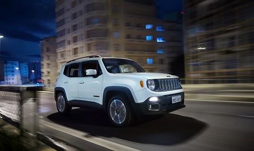 Jeep Renegade elegido como el auto más seguro