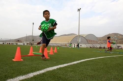 Municiplidad de Ventanilla convoca a niños y jóvenes a la Selección de Fútbol Municipal