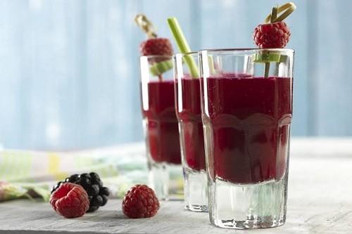 Beneficios del consumo extractos de frutas y verduras