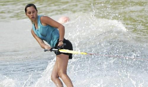María Alejandra de Osma ocupó cuarto lugar en Mundial Juvenil de Esquí Acuático en Chile