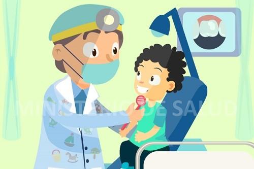 Padres deben inculcar a sus hijos la higiene bucal desde los primeros meses de vida