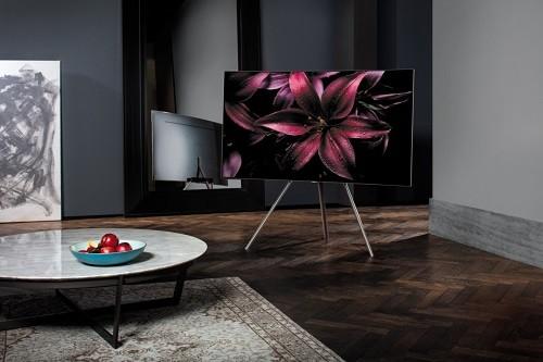 Samsung Electronics entra en la nueva Era del Entretenimiento del Hogar con QLED TV en el  CES 2017