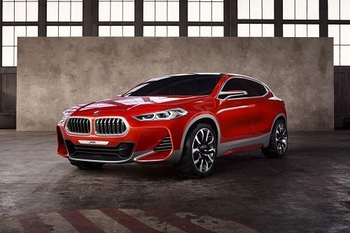 BMW en el Autoshow de Detroit 2017